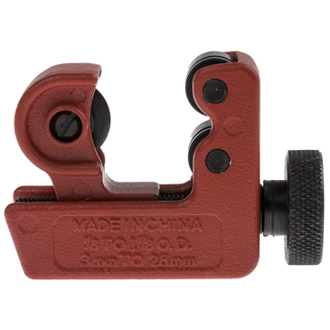 RS PRO Pipe Cutter 3 → 29 mm, Cuts Brass, Copper