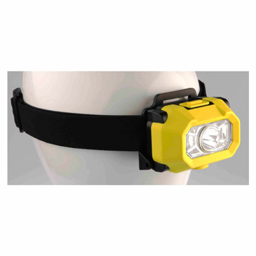 RS PRO ATEX LED Head Torch 200 lm