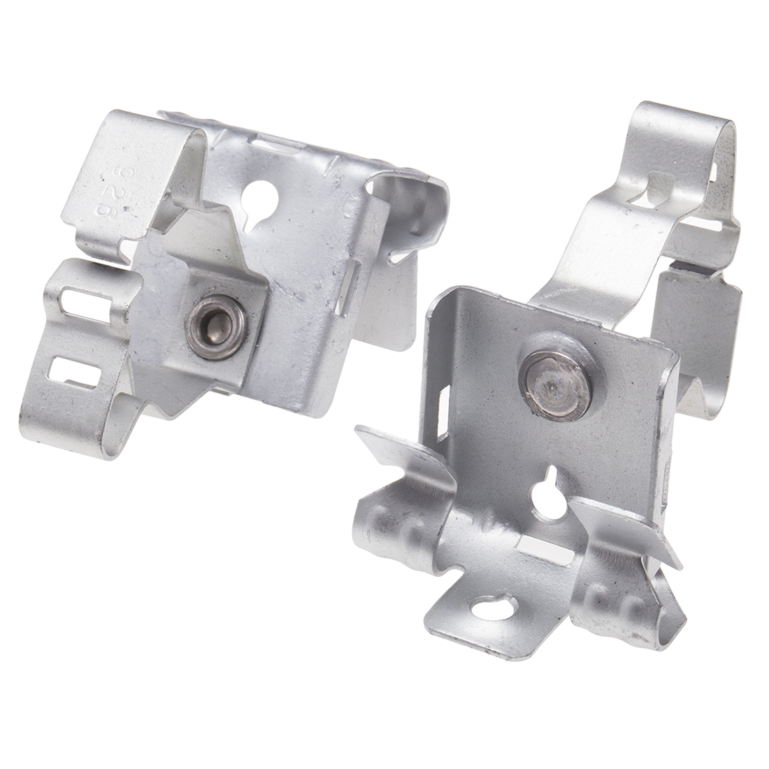 RS PRO Steel Girder Conduit Clamp, 3 → 8 mm - Pack of 25