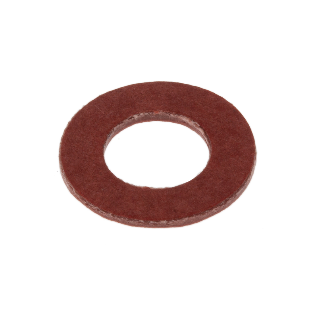 M5 Plain Vulcanised Fibre Tap Washer, 0.8mm Thickness - 250 Pack