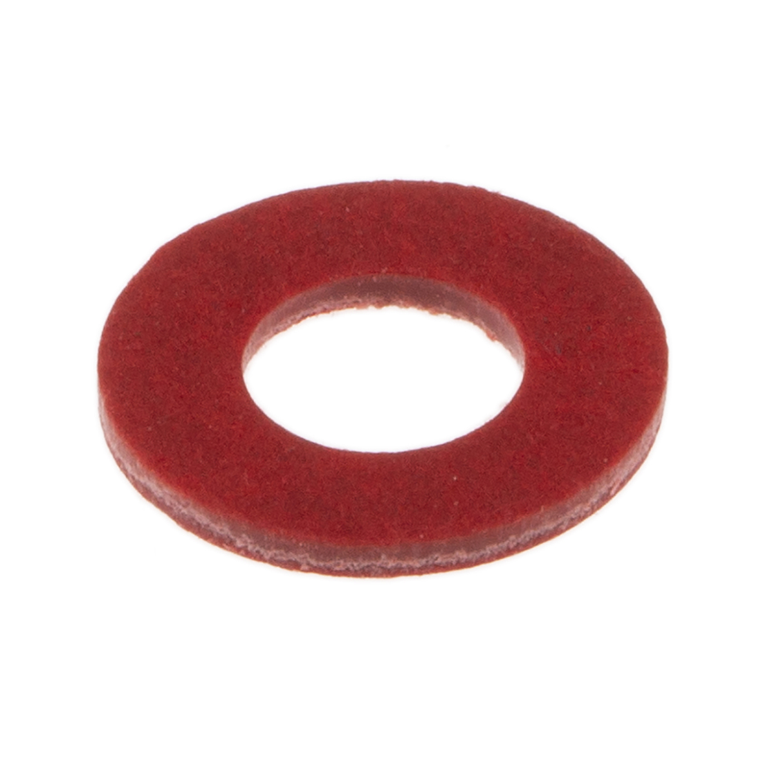 M8 Plain Vulcanised Fibre Tap Washer, 1.5mm Thickness - 100 Pack