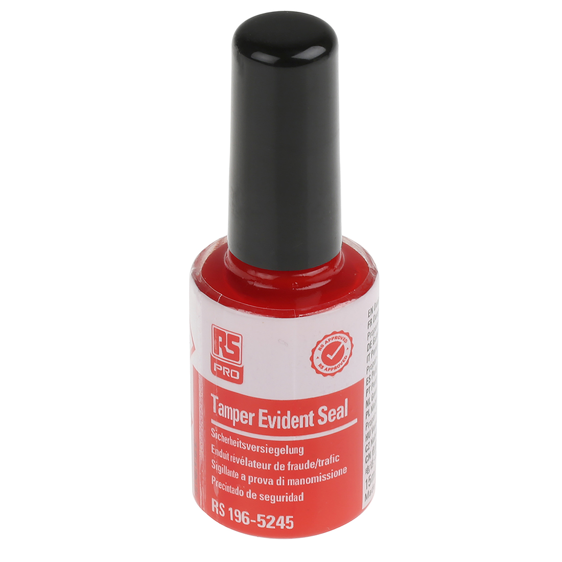 RS PRO Red Threadlocking Adhesive, 15 ml, 24 h Cure Time