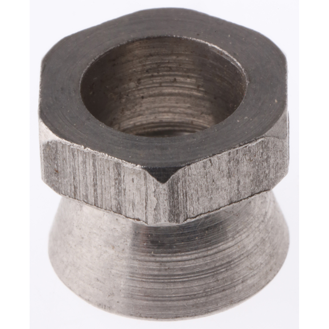 18Nm Plain Stainless Steel Shear Nut, M8 - 10 Pack