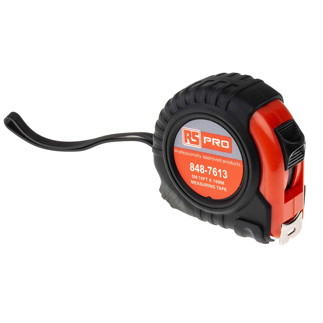 RS PRO 5m Tape Measure, Imperial, Metric