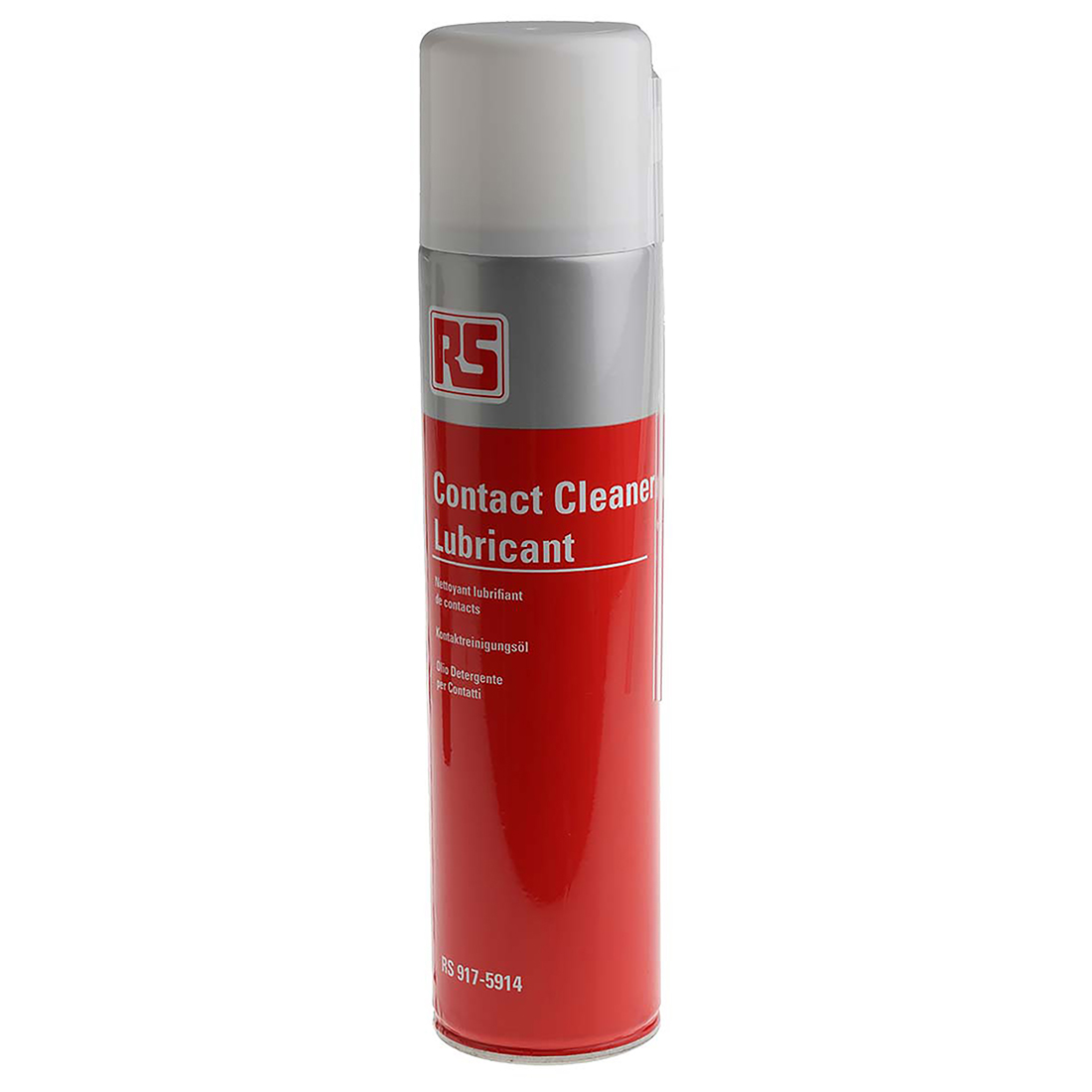 RS PRO 400 ml Aerosol Electrical Contact Cleaner