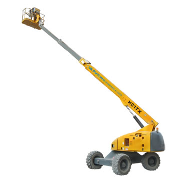 H21TX 21m Telescopic Boom Lifts
