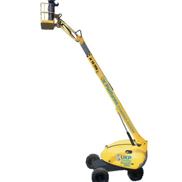 H16TPX 16m Telescopic Boom Lifts