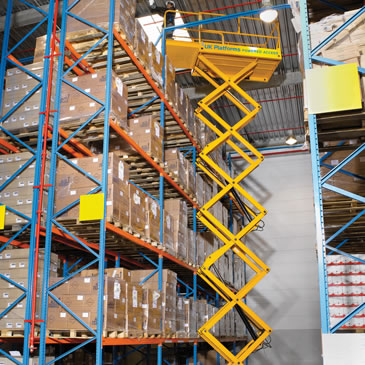 Compact 14 14m Scissor Lifts