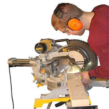 Double Bevel Mitre Saws