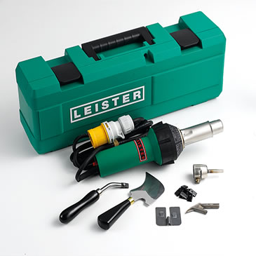 Hot Air Plastic Welding Gun Kit
