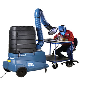 Fume Extractor Carts