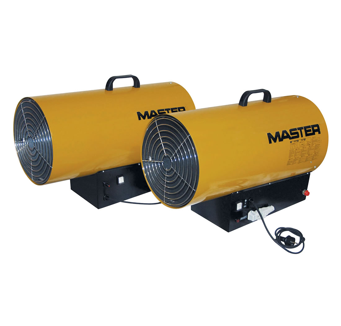 Industrial Heat Blower : Blower heater btu gas hss hire