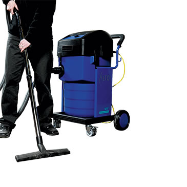Industrial Wet and Dry Vacuums