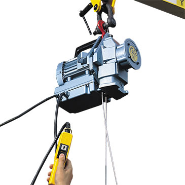 Minifor Power Hoist