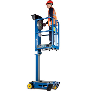 Peco & Eco Manual Platform Lifts