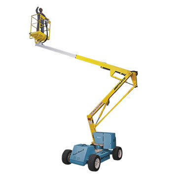 10-12m Electric and Bi-Energy Boom Lifts