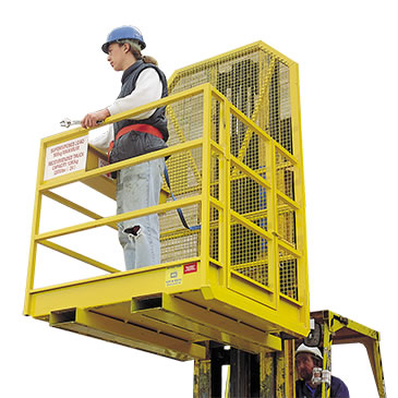 Fork Lift Access Cages