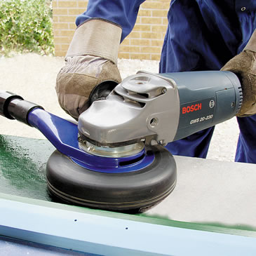 Aggressor Surface Grinder