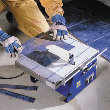 Bench Tile Saws