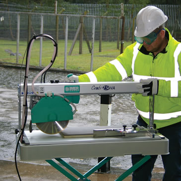 Tile Saw Bench