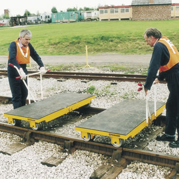 Rail Link Trolley