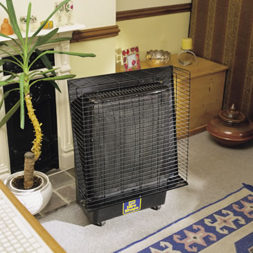 LPG Catalytic Heater