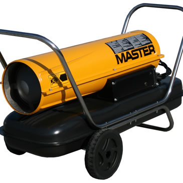 Paraffin Blower Heater