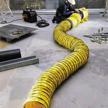 Additional Ducting