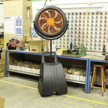 Hi-Level Power Fans