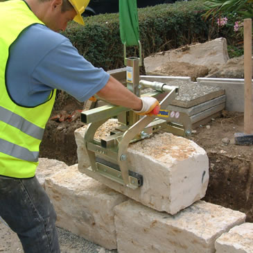Concrete Step Grabs