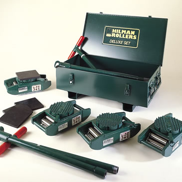 Machine Moving Skates