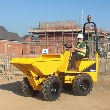 High Discharge Dumpers
