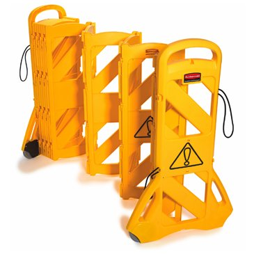 Lightweight Portable Barriers