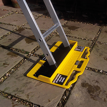 Micro Lite Ladder Stay and Ladder M8 Safety Foot