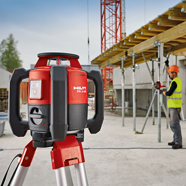 Hilti PR 2-HS Exterior Rotating Lasers