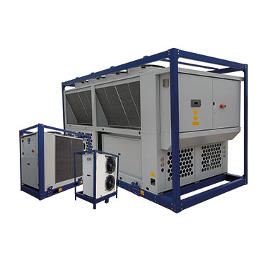 Chiller Hire Services