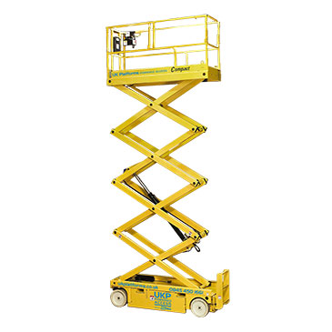 Compact 10N 10m Electric Scissor Lifts