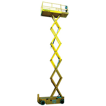 Compact 10 10m Electric Scissor Lifts