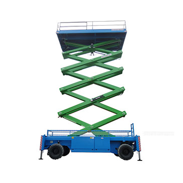 HL-275 D27 27.2M Scissor Lifts