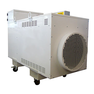 Electric Fan Heaters - 80kW