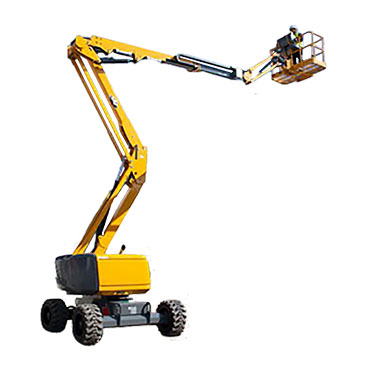 HA16RTJ PRO 16m Articulated Boom Lifts