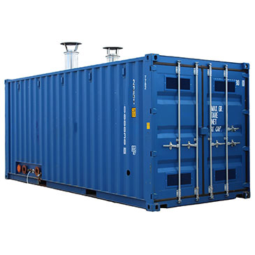 1.2mW Containerised Boilers