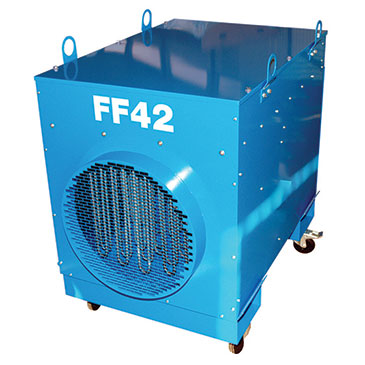Electric Fan Heaters - 42kW