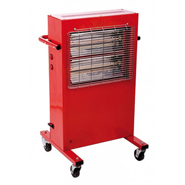 Industrial Infra-red Heaters