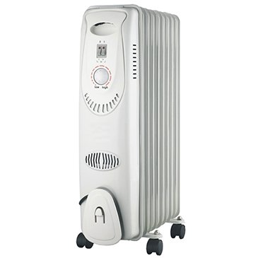 Portable Electric Radiator Heater