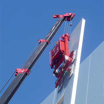 Cladding Lifters