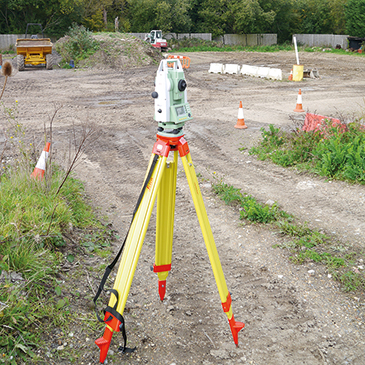 Performance Robotic Total Station