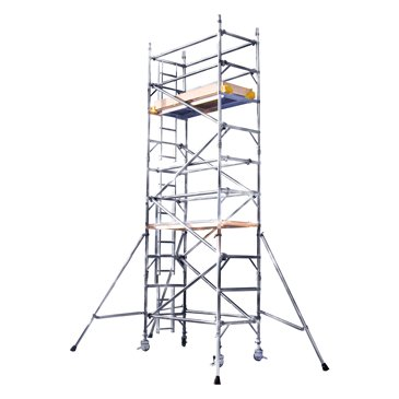 Alloy Access Towers Full Width 1.45x1.8m