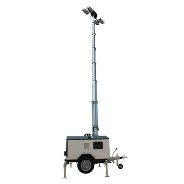 Lithium-ion Hybrid Lighting Towers