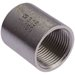 RS PRO Stainless Steel Socket 1in G(P) Female x 1in G(P) Female